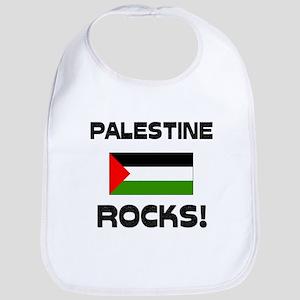 Palestine Rocks! Bib