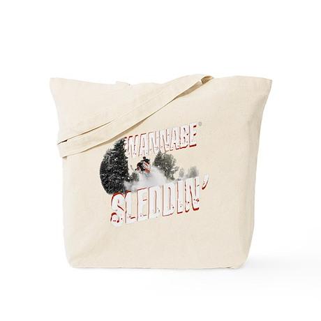 Wannabe Sleddin' Tote Bag