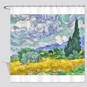 Van gogh Shower Curtain