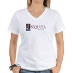 ABH Sequioa Women's V-Neck T-Shirt