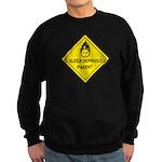 Sleep Deprived Parent Sweatshirt (dark)