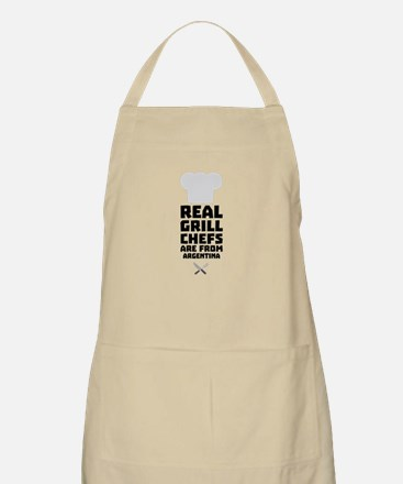 Real Grill Chefs are from Argentina C1 Light Apron