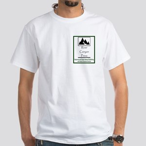Official RCP Logo White T-Shirt