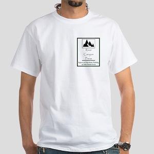 Official RCP Logo White T-Shirt