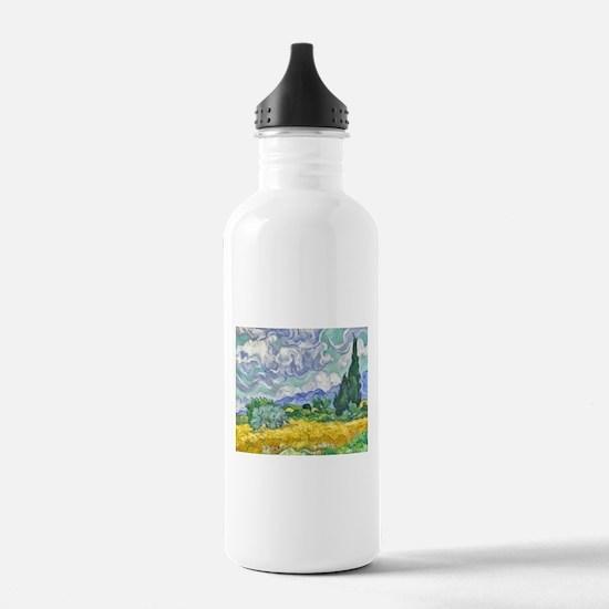 Van gogh Water Bottle