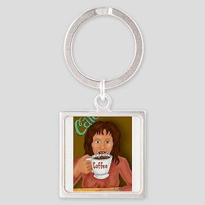 Cafe Coffee Keychains