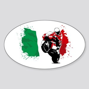 MotoGP - Superbike - Italy Flag Sticker