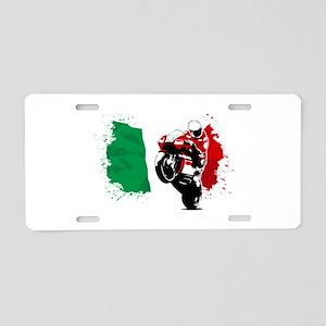 MotoGP - Superbike - Italy Aluminum License Plate