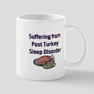 Post Turkey Mug