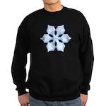 Flurry Snowflake XIX Sweatshirt (dark)