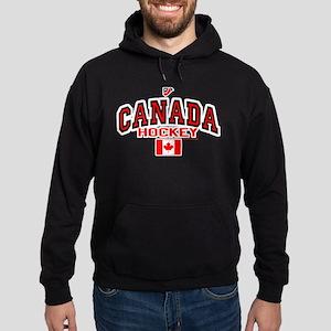 CA(CAN) Canada Hockey Hoodie (dark)