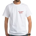 Ner Front And Oval Back 2-Sided Men's T-Shirt