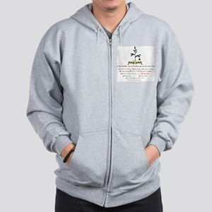 12 Days of Christmas Zip Hoodie