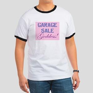 GARAGE SALE GODDESS Ringer T