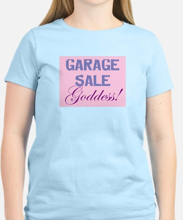 GARAGE SALE GODDESS Women's Light T-Shirt