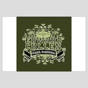 Edward Cullen Twilight Large Poster