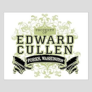 Edward Cullen Twilight Small Poster