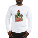 Barack and Roll Funny Obama S Long Sleeve T-Shirt