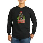 Barack and Roll Funny Obama S Long Sleeve Dark T-S