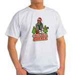 Barack and Roll Funny Obama S Light T-Shirt