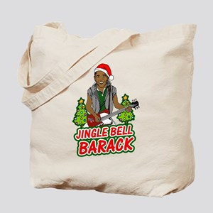 Barack and Roll Funny Obama S Tote Bag