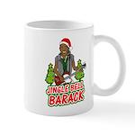 Barack and Roll Funny Obama S Mug