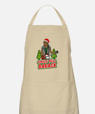 Barack and Roll Funny Obama S BBQ Apron