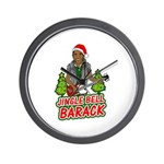 Barack and Roll Funny Obama S Wall Clock