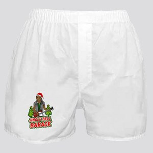 Barack and Roll Funny Obama S Boxer Shorts