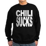 Chili Sucks Sweatshirt (dark)