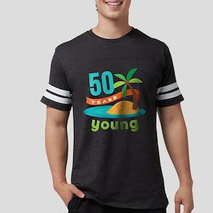 50th Birthday Hawaiian T-Shirt
