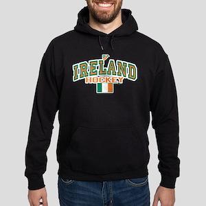 IE Ireland(Eire/Erin)Hockey Hoodie (dark)