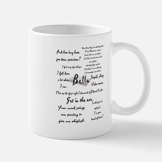 Bella Quotes Mug