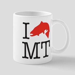 I fish MTcafe 2x2 Mugs