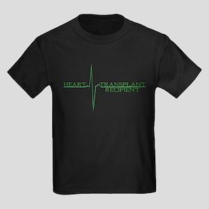 Heart Transplant Kids Dark T-Shirt