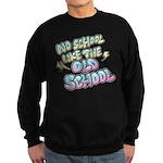 Old School Hip-Hop Sweatshirt (dark)