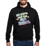 Old School Hip-Hop Hoodie (dark)
