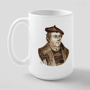 Dr. Luther's Morning Prayer Large Mug