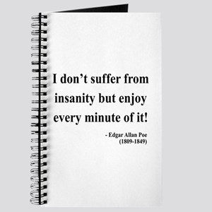 Edgar Allan Poe 17 Journal