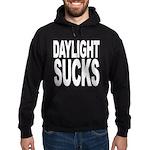 Daylight Sucks Hoodie (dark)