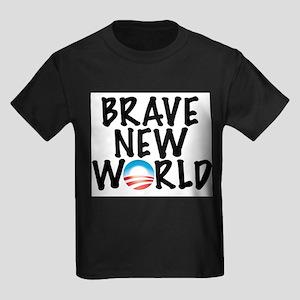 Brave New World Kids Dark T-Shirt