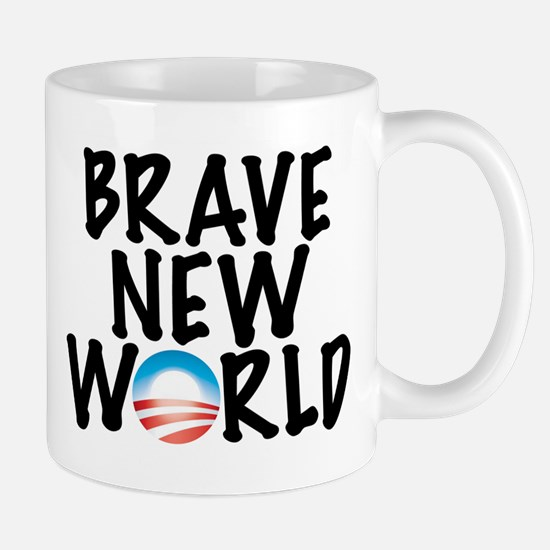 Brave New World Mug