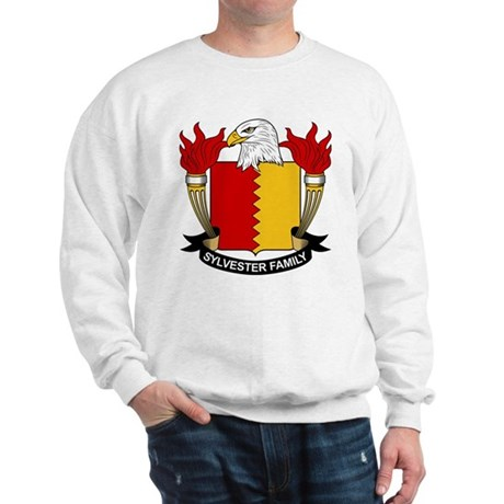 Sylvester Family Crest Sweatshirt