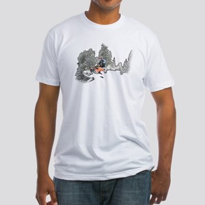 Breakin' Through Fitted T-Shirt