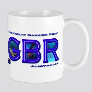 Dive The Great Barrier Reef Mug