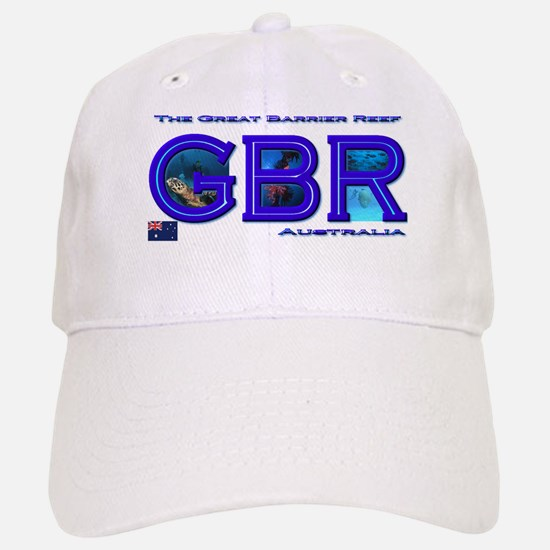 Dive The Great Barrier Reef Baseball Baseball Cap