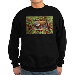 1909 Winter Cottage Sweatshirt (dark)