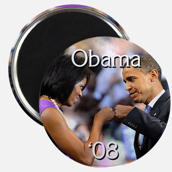Obama Fist Bump Magnet