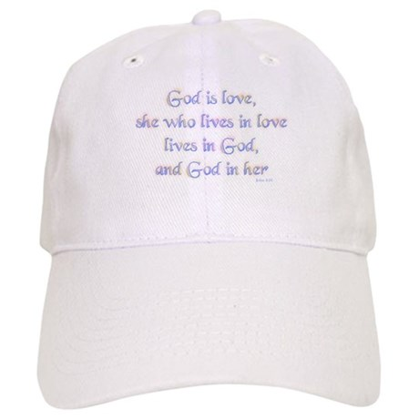 She who lives in love Cap