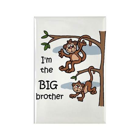 Big Brother Rectangle Magnet (100 pack)